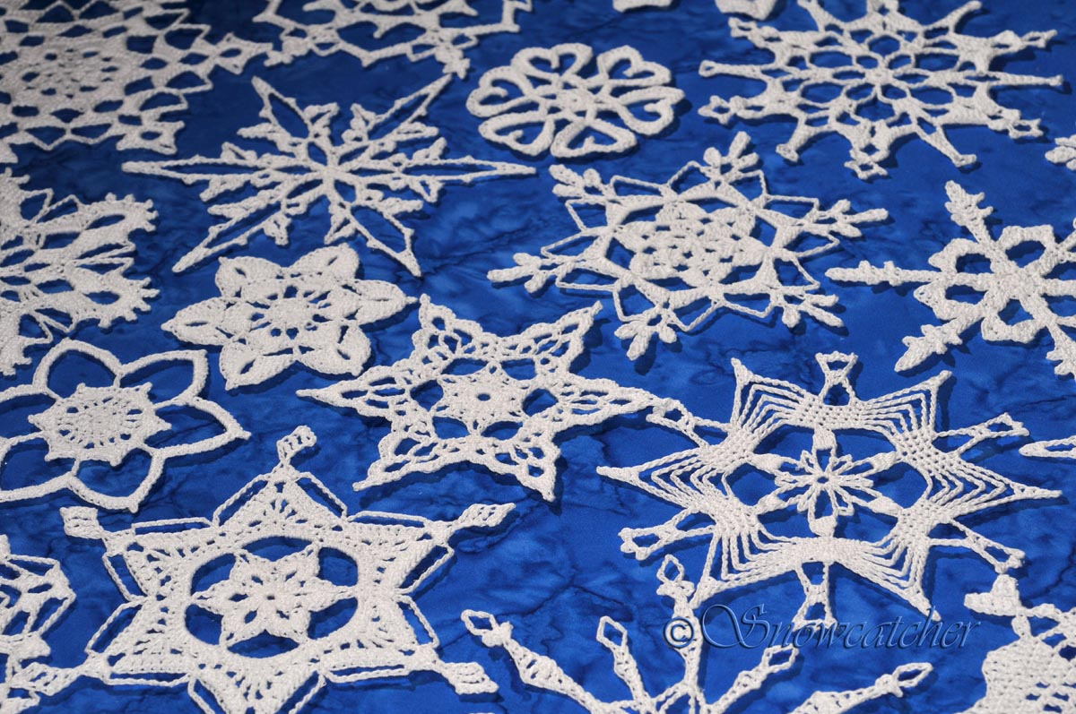 2012 Denver National Quilt Festival Snowflakes